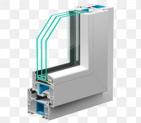 Window - Window Belgorod Profile Insulated Glazing Door PNG