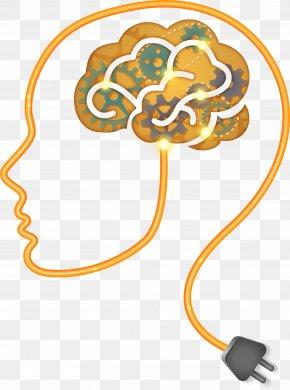 The Brain - Brain Neurofeedback Icon PNG