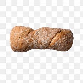 Grey Bread - Rye Bread Baguette PNG