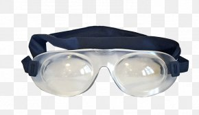 Sleep Eyes - Goggles Glasses Dry Eye Syndrome Blindfold PNG