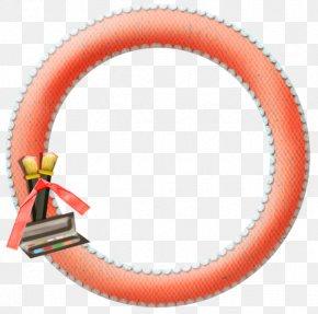 Simple Sewing Circle Border PNG