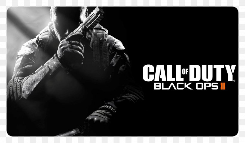 Call Of Duty: Black Ops II Call Of Duty: Advanced Warfare Call Of Duty: Zombies, PNG, 2028x1188px, Call Of Duty Black Ops Ii, Activision, Black And White, Brand, Call Of Duty Download Free