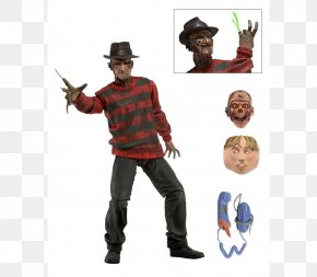 The Ultimate Warrior - Freddy Krueger National Entertainment Collectibles Association Action & Toy Figures A Nightmare On Elm Street Comics PNG