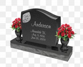 Cemetery Monuments - Headstone Memorial Monument Cemetery Granite PNG