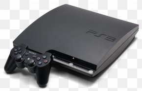 Console - PlayStation 2 PlayStation 3 PlayStation 4 Xbox 360 Black PNG