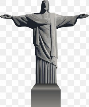 Brazil Rio Decorative Elements - Christ The Redeemer Corcovado Royalty-free PNG