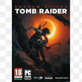 Lara Croft Shadow Of The Tomb Raider - Shadow Of The Tomb Raider Lara Croft Video Game PlayStation 4 PNG