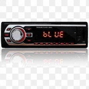 Car - Car Vehicle Audio FM Broadcasting ISO 7736 Automotive Head Unit PNG
