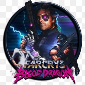 Far Cry - Far Cry 3: Blood Dragon Xbox 360 Grand Theft Auto V Video Game Sacred PNG