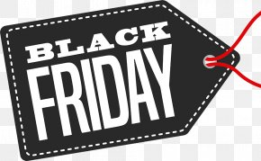 Clipart Black Friday Collection - Black Friday Cyber Monday Online Shopping Discounts And Allowances PNG