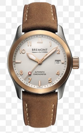 Hamilton Watch Company - Bremont Watch Company Swiss Made Watchmaker Automatic Watch PNG