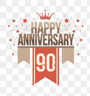 Anniversary Icon - Anniversary Icon Design Icon PNG