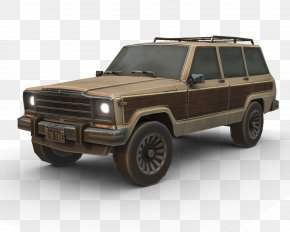 Jeep - Jeep Wagoneer Car Compact Sport Utility Vehicle PNG