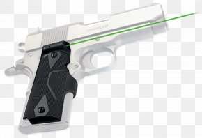 Shooting Traces - Trigger Firearm Pistol Crimson Trace Laser PNG