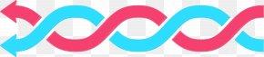 Logo Pink - Aqua Blue Turquoise Text Pink PNG