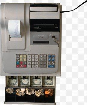 Cash Register - Cash Register Cashier Money Payment PNG