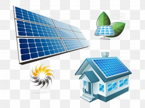 Renewable Energy Clipart Vector - Solar Power Solar Energy Renewable Energy Renewable Resource Solar Panels PNG