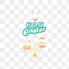 Easter Bunny Vector Material - Easter Bunny Easter Egg PNG