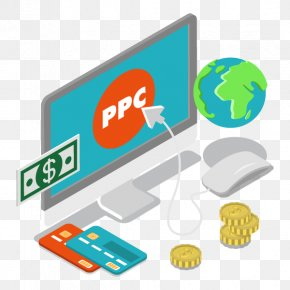 Marketing - Digital Marketing Pay-per-click Online Advertising PNG