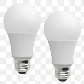 Led Lamp - Lighting LED Lamp Incandescent Light Bulb Edison Screw PNG