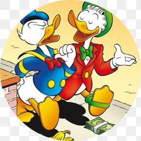 Donald Duck - Donald Duck Gladstone Gander Scrooge McDuck Domestic Duck PNG