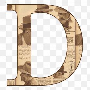 Letter D - Letter Alphabet PNG