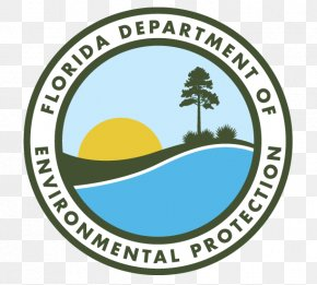 Environmental Protection Day - Florida Department Of Environmental Protection Blue Cypress Lake Organization Logo Brand PNG