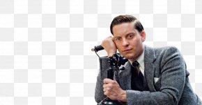 Great Gatsby - Herringbone Flannel Dress Shirt Suit Pants PNG