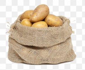 Sacks Of Potatoes - Mashed Potato Bag Gunny Sack Clip Art PNG
