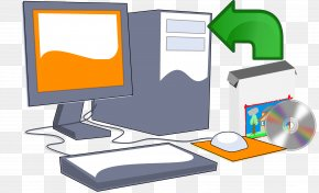 Install Cliparts - Software Clip Art PNG