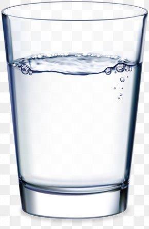 Glass - Glass Water Clip Art PNG