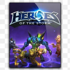Heroes Of The Storm - Heroes Of The Storm Video Game League Of Legends Multiplayer Online Battle Arena StarCraft II: Wings Of Liberty PNG