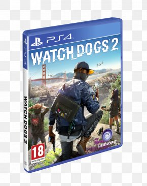 Retail - Watch Dogs 2 Xbox 360 PlayStation 4 Video Game PNG
