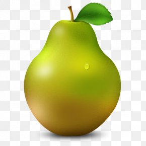 Pear Icon - Pear Fruit Icon PNG