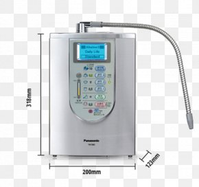 Water - Water Filter Water Ionizer Panasonic Water Purification PNG