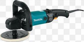Hook And Loop Fastener - Makita 9227C Polisher/Sander Makita 9227C Polisher/Sander Power Tool PNG