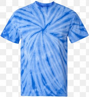 T-shirt - T-shirt Hoodie Tie-dye Clothing Sleeve PNG