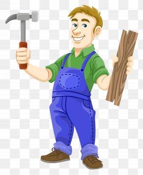 Carpenter Vector - Carpenter PNG