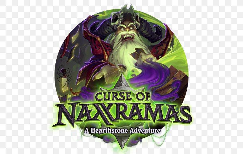 Curse Of Naxxramas World Of Warcraft Blizzard Entertainment Video Game Png 520x520px Curse Of Naxxramas Blizzard Image represents hearthstone heroes of warcraft logo game poster. of warcraft blizzard entertainment
