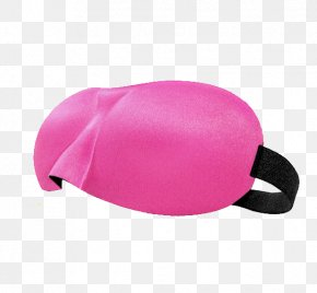 Rose Sleep Goggles - Blindfold Sleep Mask Light Goggles PNG