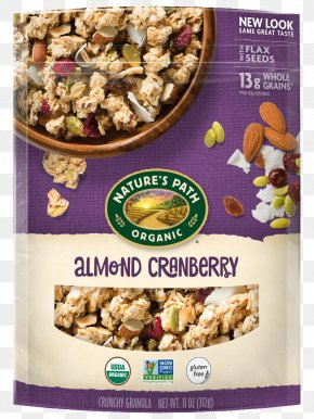 Breakfast - Muesli Organic Food Breakfast Cereal Nature's Path Granola PNG