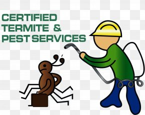 Pest Control Man Work - Certified Termite & Pest Control Fipronil PNG