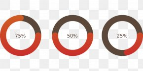 Infographic Circle Icon - Chart Clip Art PNG