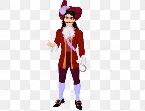 Captain Hook - Clip Art PNG