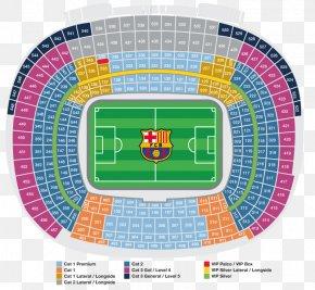 Camp Nou - Camp Nou FC Barcelona 2017–18 La Liga Copa Del Rey Stadium PNG