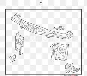 CAR Radiator - 2008 Pontiac Torrent /m/02csf Line Art Drawing PNG