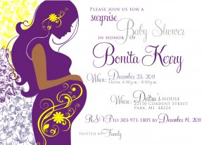 Baby Shower - Wedding Invitation Baby Shower Paper Party Walmart PNG