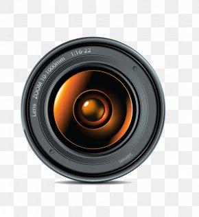Camera Lens - Camera Lens High-definition Video PNG