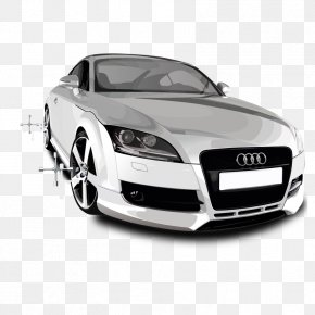 Auto Repair Elements Download - Sports Car Vector Motors Corporation Audi PNG