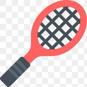A Badminton Racket - Sports Equipment Ball Apartment Icon PNG